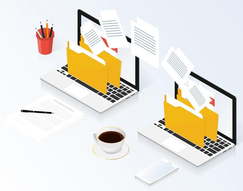 Comment transférer des fichiers volumineux ?