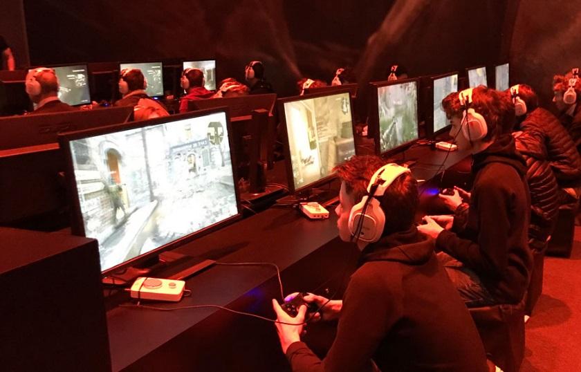 Paris Games Week : le salon du jeu vidéo