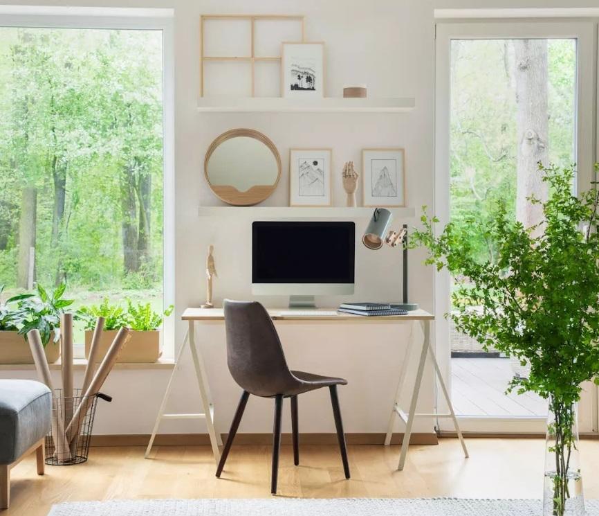 Télétravail : comment bien aménager votre espace de travail ?