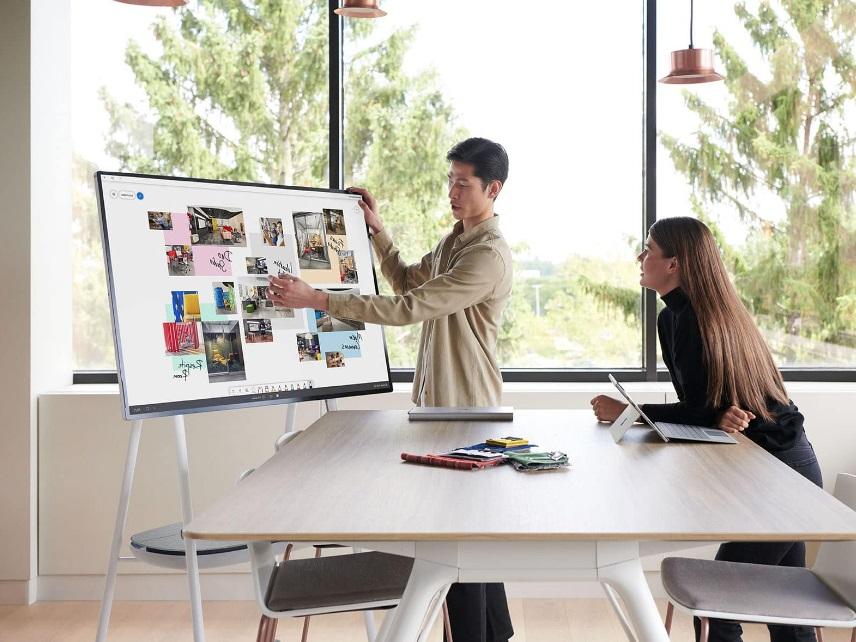 L'écran tactile devient indispensable pour les entreprises